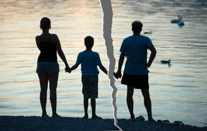 Развод Что говорить детям