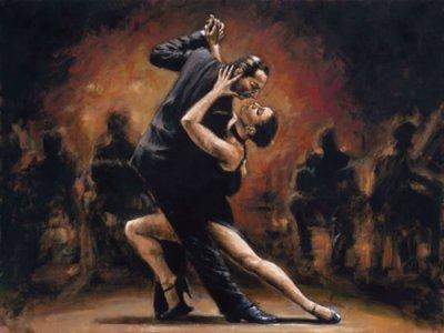 Супружеский танец