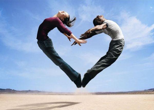 Супружеский танец. (4)