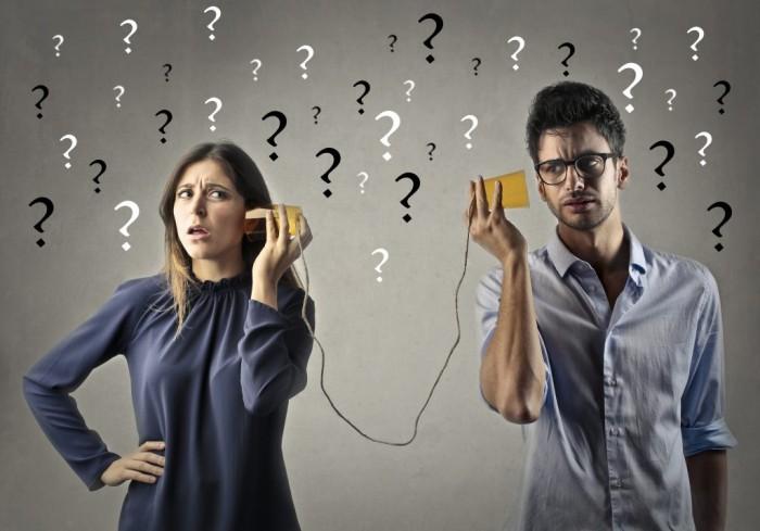Информационные ошибки в отношениях