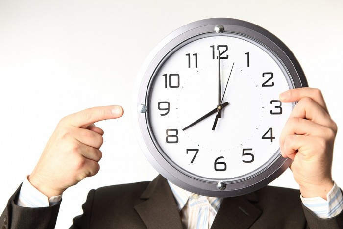 Экспресс диагностика клиентов по признаку пунктуальности