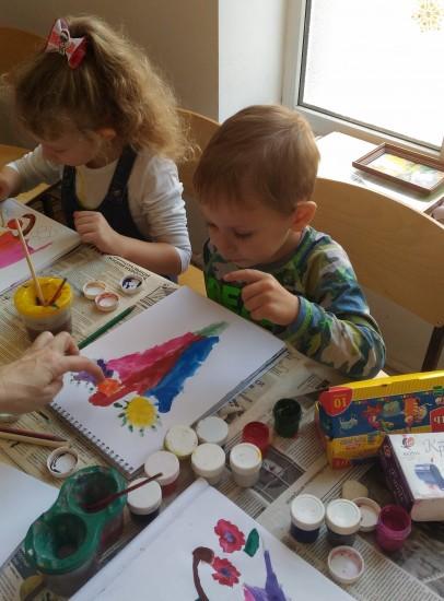 Дети поделки и творчество