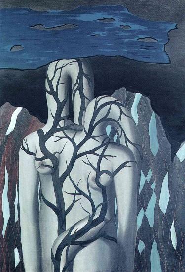 Интерпретация картины Рене Магритта Ландшафт