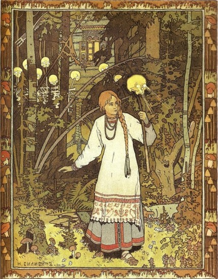 Сказочные шифры - чрезмерное любопытство и эйфория от собственного могущества (4)