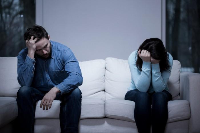 Слезами браку не поможешь