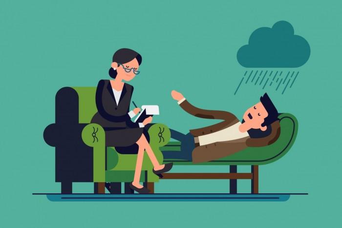 Психотерапия - это просто по-болтать? (6)