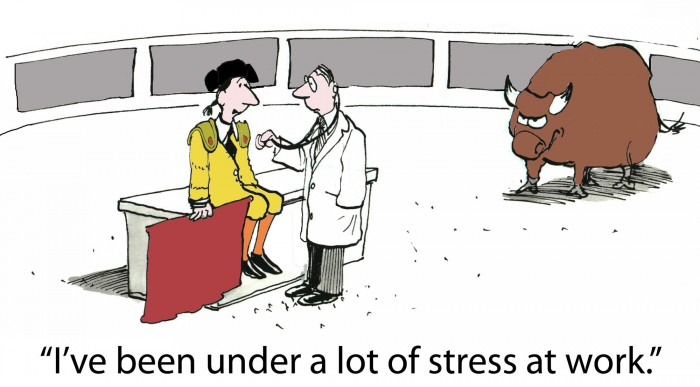 Стресс  все под контролем