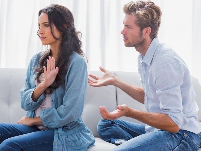 Взаимоотношения в паре Женская месть