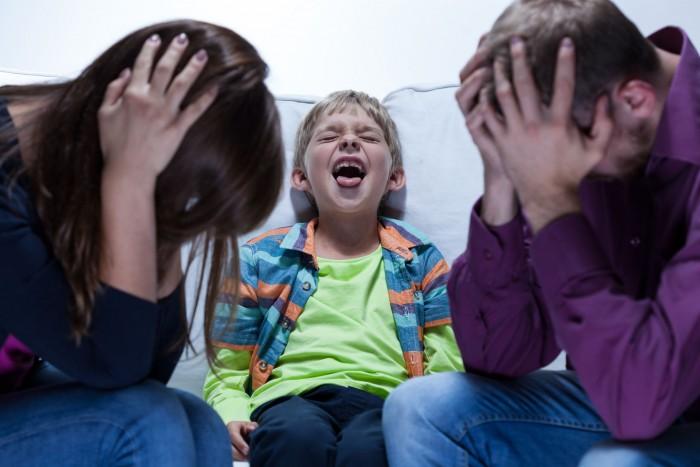 Противоречивое поведение ребенка  дезорганизованная привязанность