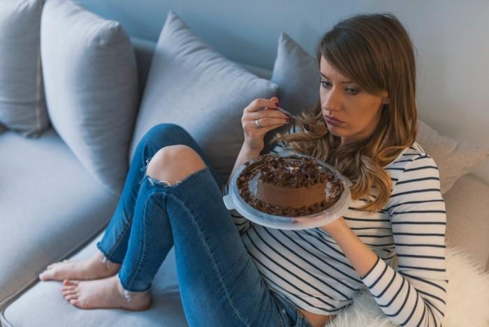 Заедание стресса. Нарушение пищевого поведения (4)