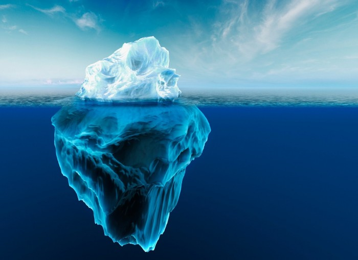 Близость в отношениях Ч 12 Два айсберга или про встречу на глубине