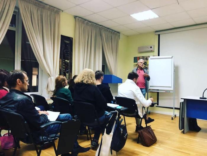 Лекция Тьери Биссона Оптика Лакана работа переноса и тест Сонди в психоаналитическом кадре