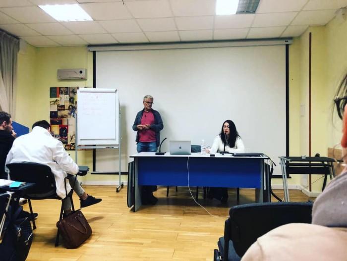 Лекция Тьери Биссона «Оптика Лакана, работа переноса и тест Сонди в психоаналитическом кадре» (4)