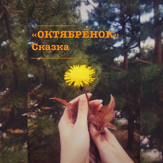 Сказка Октябр нок