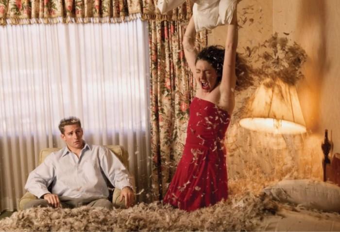 Почему жена превращается в истеричку