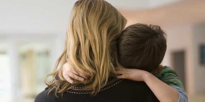 Развод родителей  реакция детей Младшие школьники