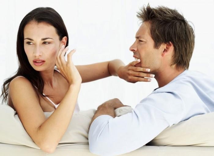 Пустые конфликты в начале отношений