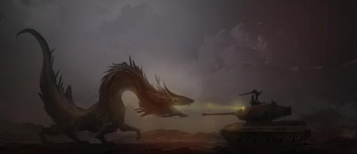 Танки и динозавры Метафоры одной сессии