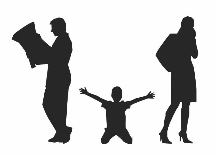 Как дети различных возрастов переживают развод родителей