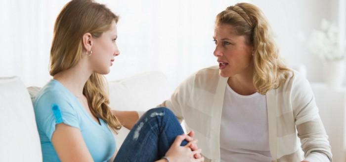 Как и на что влияет мама в вашей жизни