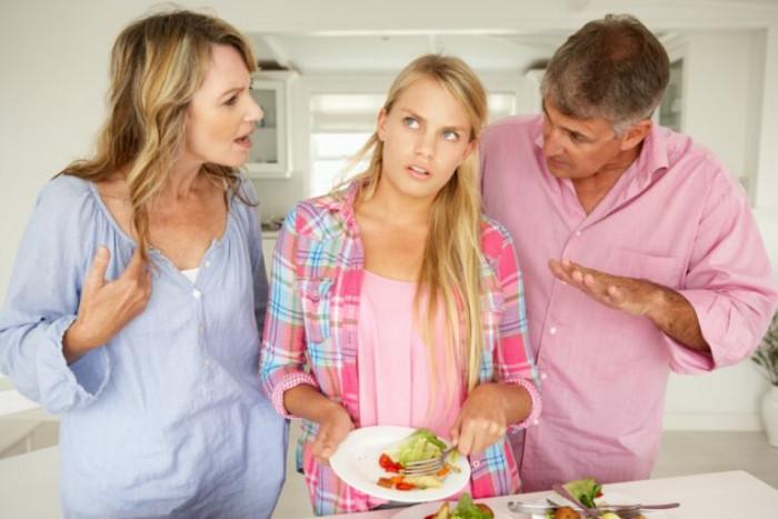 Вмешательство родителей в жизнь взрослых детей
