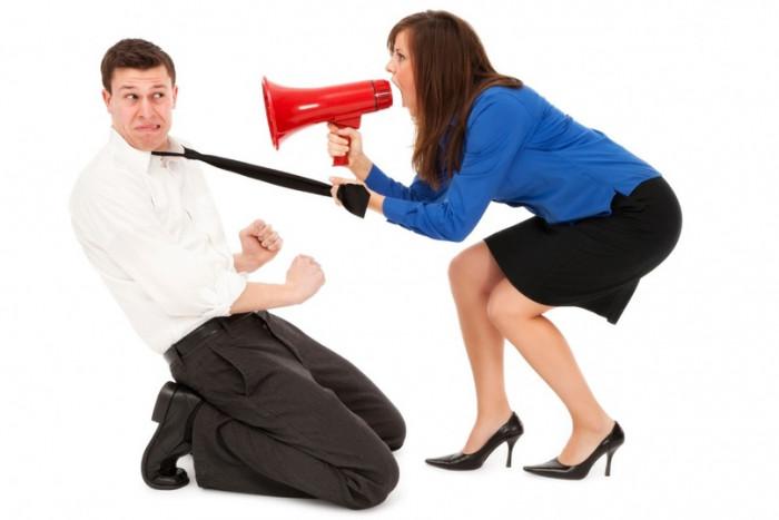 Естественная инверсия доминирования в супружестве