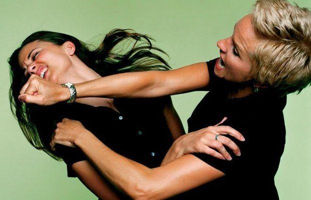 Женская агрессия в общественном сознании ужас простительно или как у мужчин