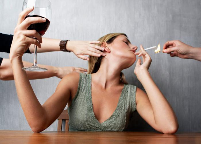 Как правильно отказаться от курения Шаг 4 продолжение