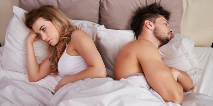 6 возможных причин по которым муж не хочет секса как раньше