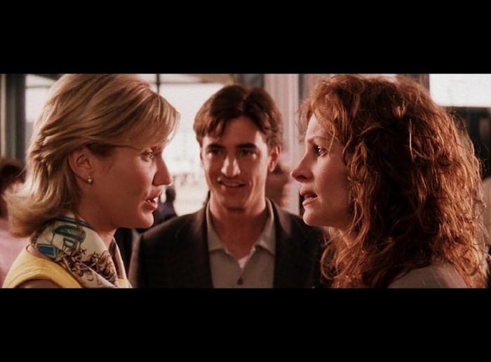 Психологический разбор фильма Свадьба лучшего друга с Джулией Робертс и Кэмерон Диаз