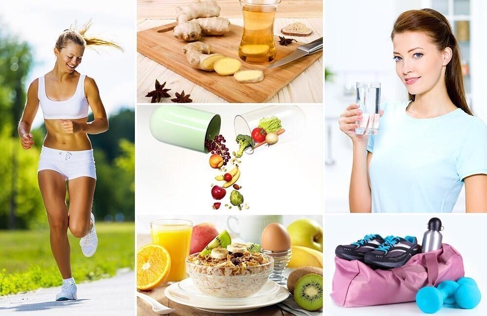 Картинки привычки и здоровье