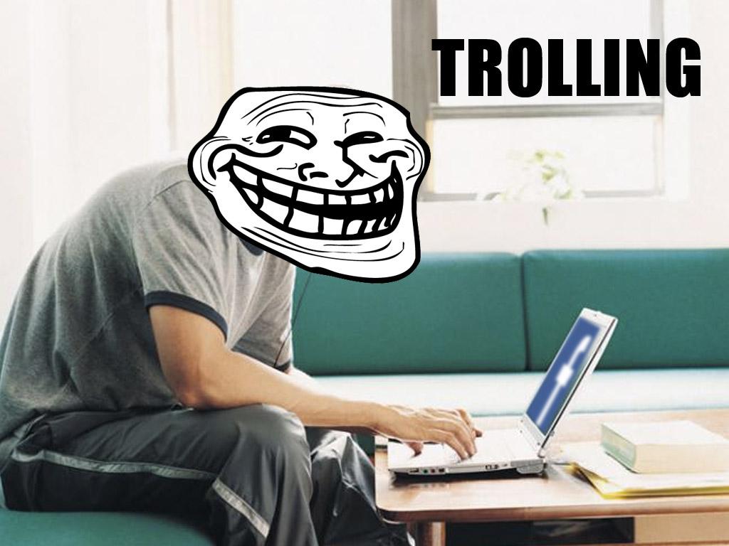 Социальная сеть как себя вести с интернет троллем