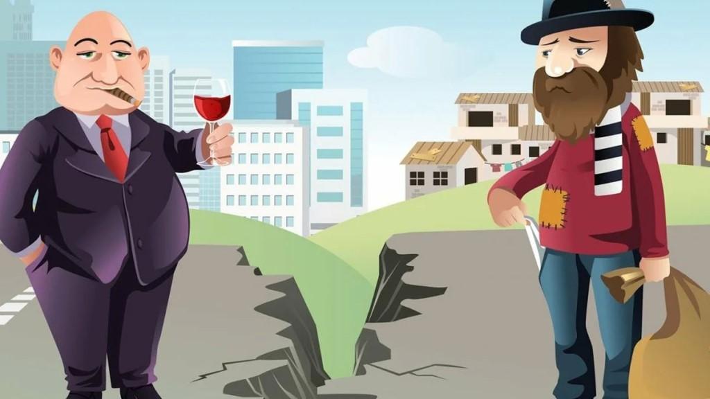 Практика работы с финансовым ресурсом Внутренний богач и бедняк