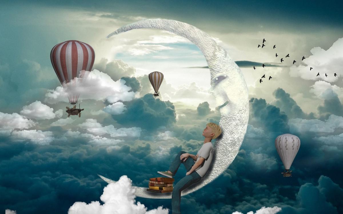 Как развить фантазию и воображение упражнения на каждый день