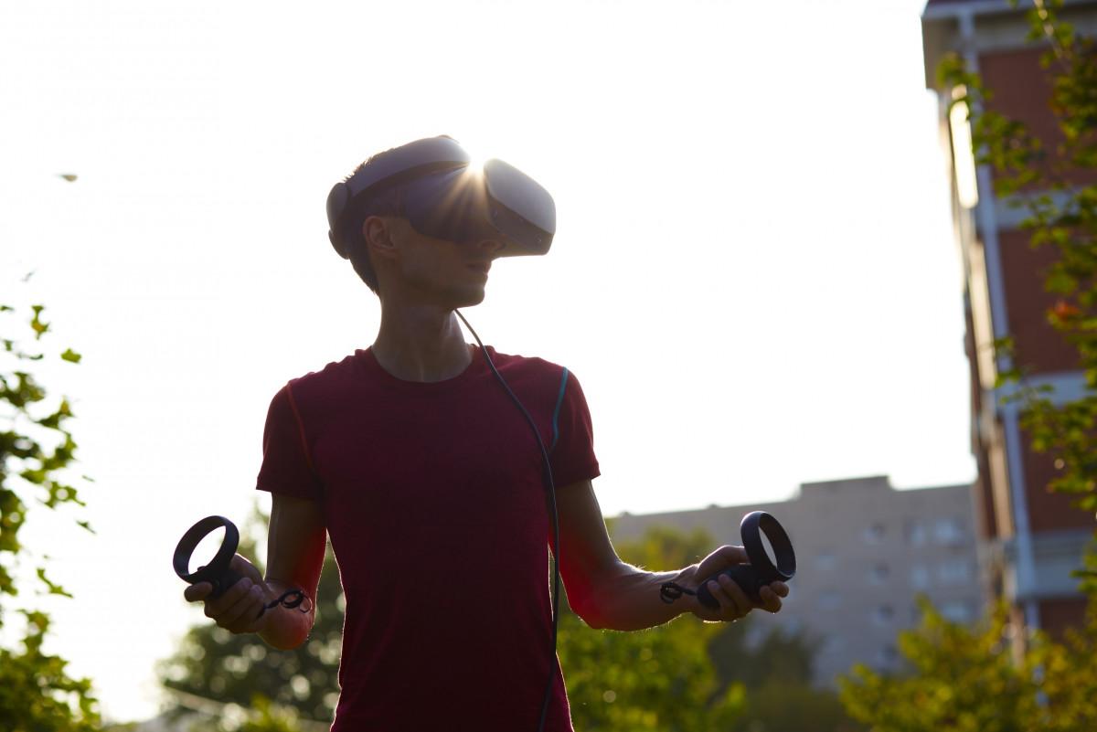 Будущее за виртуальной реальностью