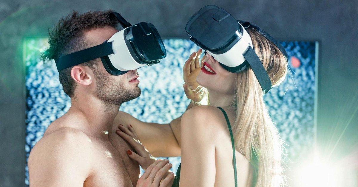Шлем Для Виртуального Секса