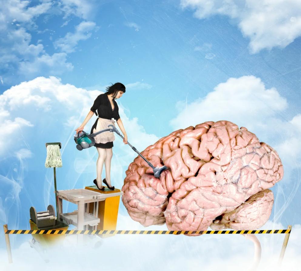 Внутренний голос или внутреннего радио Как очистить голову от ментального мусора Упражнение