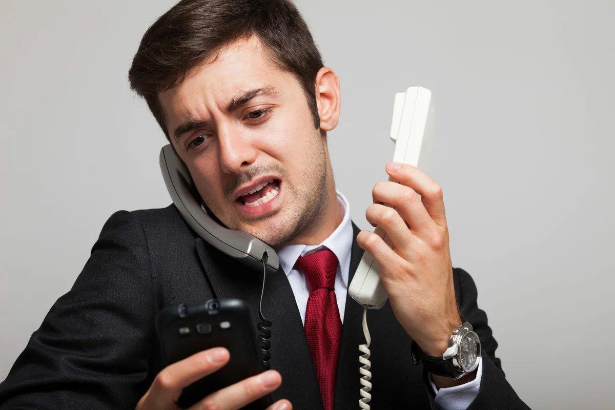 Почему он не звонит и не пишет