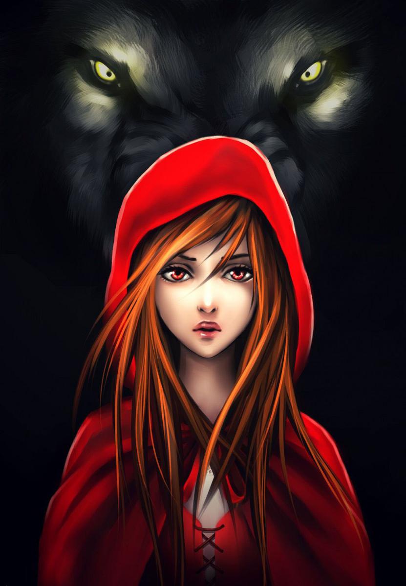 История Красной Шапочки Аллегорический сценарий и метафорическая символика