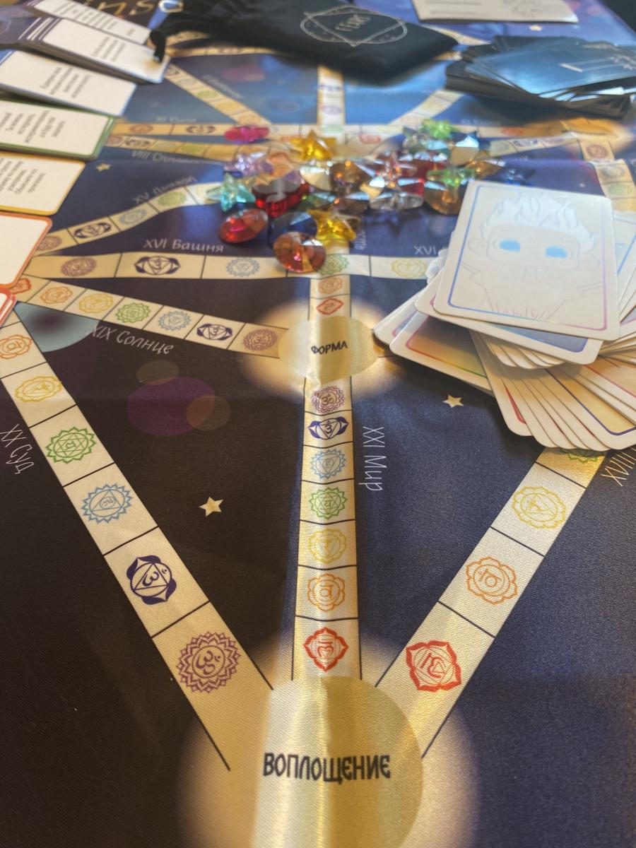 АйнСоф Трансформационная игра исполняющая желания