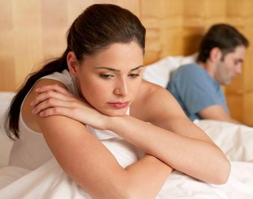 Секс с женой ве реже и реже