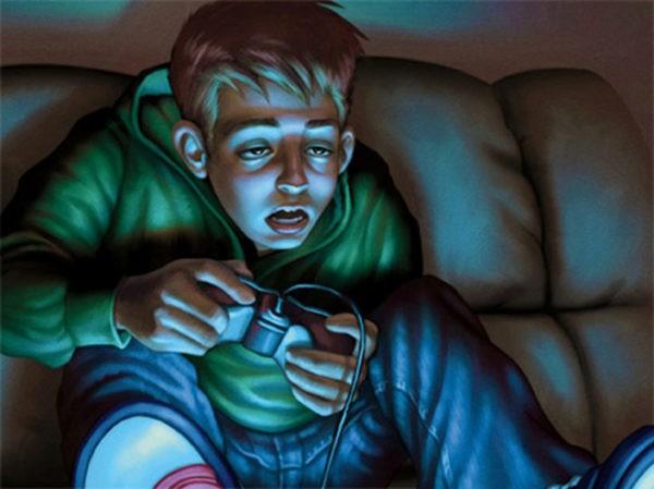 Как вылечить ребенка от игровой зависимости в thumbnail