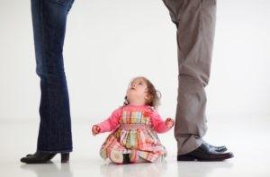 После развода общение по поводу детей