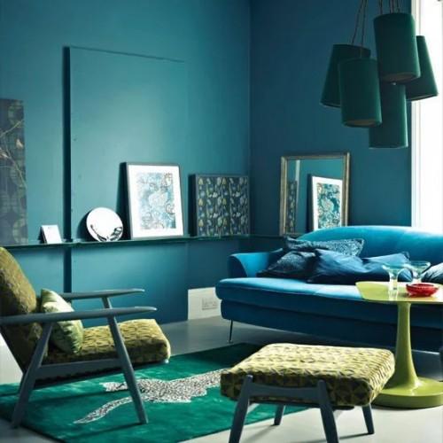 Сине зеленый цвет Что значит если вам нравится этот цвет