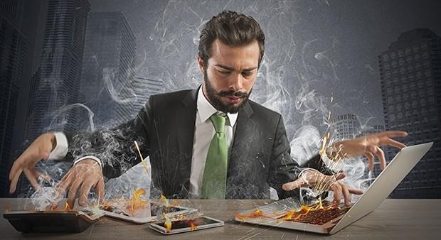 Как справиться с эмоциональным выгоранием. (5)