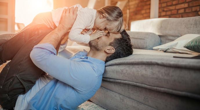 Отвергнутый отец Как вернуть себе мужскую часть