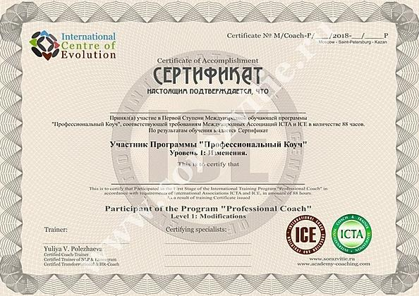 Международная Школа коучинга 2.0 онлайн